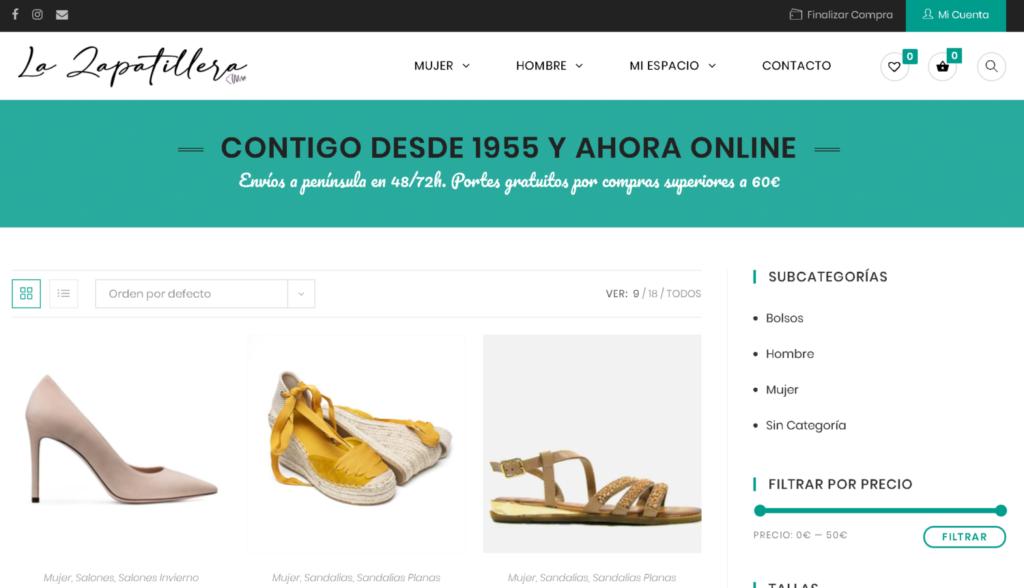 ZapatilleraCuenca.com