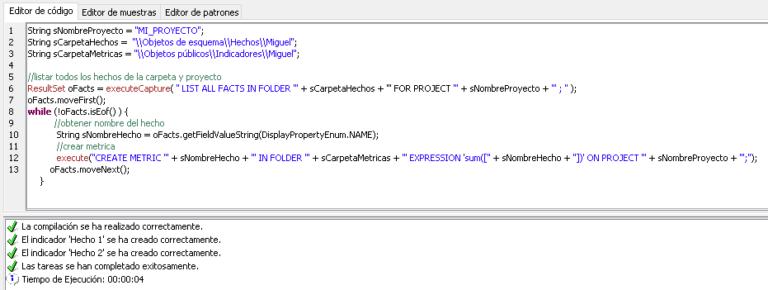 Crear múltiples indicadores en segundos con Command Manager