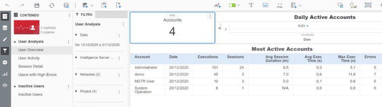 Instalar y configurar MicroStrategy Platform Analytics con Postgres